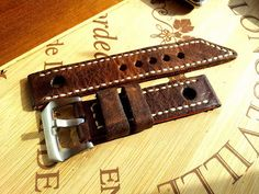 .: Swiss patern Straps Army Watches, Bell Ross, Zeppelin, Belt, Craft, Accessories, Belts, Creative Crafts, Do Crafts