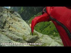 Wingsuit proximity flying in Switzerland and Norway - By Jokke Sommer -3:17 flies between rock!-