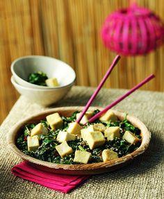 15 συνταγές με σπανάκι που θα λατρέψεις - www.olivemagazine.gr Acai Bowl, Camembert Cheese, Dairy, Vegan, Cooking, Breakfast, Food, Acai Berry Bowl, Kitchen