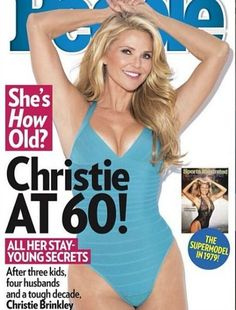 Unbelievably Hot Christie Brinkley turns 60 on Super Bowl Sunday Beautiful Women Over 50, 60 Year Old Woman, Best Diets To Lose Weight Fast, Diets For Women, Weight Loss Meal Plan, Weight Loss Inspiration, Aging Gracefully, Weight Loss For Women, Loose Weight