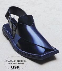 679e9f25ac76db 27 Best Peshawri Leather Chappal images