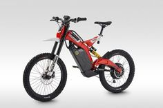 Bultaco puts its motorcycle know-how into a 2,000-watt electric bike