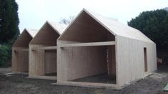 cross laminated timber houses - Google Search