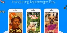 TeknoLut: Giliran Facebook Messenger Jiplak Snapchat