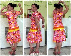 ♥ Hummelschn ♥✂ : ✂ ♥ Sommertop by #allerlieblichst