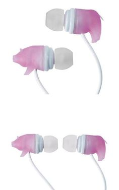 Pig Plugs. I had these but they got stolen :(