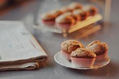 Cinnamon Sugar and Chocolate Muffins with a Touch of Chile: Muffins