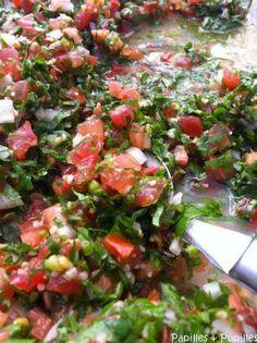 Lebanese Tabbouleh - Projets à essayer - Raw Food Recipes Lebanese Recipes, Raw Food Recipes, Brunch Recipes, Salad Recipes, Vegetarian Recipes, Cooking Recipes, Healthy Recipes, Antipasto, Lebanese Tabbouleh