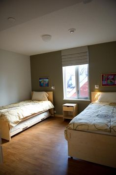 Family bedroom at RMH Toronto