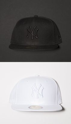 1babb82cd3d New Era 59fifty black and white hats Black And White Hats
