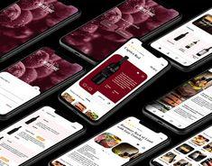 Adobe Xd, Mobile App Design, New Work, Adobe Illustrator, Behance, Photoshop, Profile, Graphic Design, Gallery