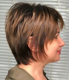 Wie Macht Man, Hair, Short Hair Up, Sassy Haircuts, Cool Short Haircuts, Perfect Hairstyle, Sleek Hair, Haircut Short, Whoville Hair