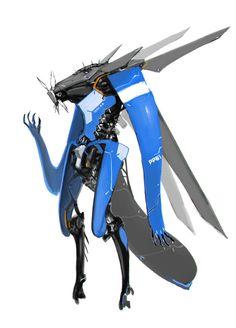 Mosquito by Shinku Kim