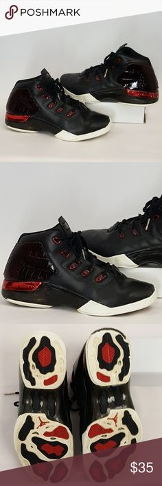 new style e1aeb f9014 Used Nike Retro styled 8.5 Air Jordan 17+