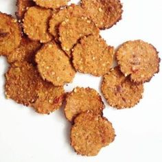 Fitness krekry Dog Food Recipes, Clean Eating, Snacks, Fitness, Fat, Chemistry, Eat Healthy, Appetizers, Healthy Nutrition