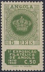 Angola - D'n'D Stamps