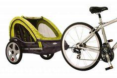 Carreola Y Remolque Para Bicicleta 2 En 1 Nueva Para Niños - $ 2,499.00