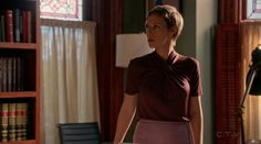 Bonnie Winterbottom's Red Milk Nursingwear Knot Front Top from How To Get Away With Murder - Season 2 Episode 11 Liza Weil, Knot Front Top, How To Get Away, Images Gif, Season 2, Knots, Oc, Milk, High Neck Dress
