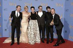 Сериал «Во все тяжкие» получил две премии «Золотой глобус»