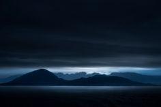 Dark Days. Discovery Islands, BC by Adam Gibbs