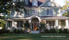 Porch Ideas | Porch Designs for Your Home
