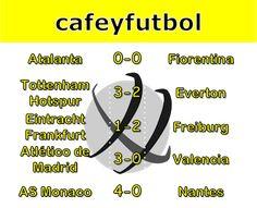 Café y Fútbol: Results March 5th