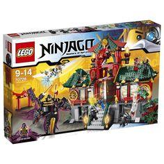 Lego Ninjago-playthèmes - 70728 - Jeu De Construction - Le Temple De Ninjago City: Amazon.fr: Jeux et Jouets
