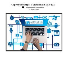 This skill is essential for most apprenticeships and equally important for any employee. It covers use of email, the internet, word processing, spreadsheets, databases and is tested in a practical way. Increase Flexibility, Use Of Technology, Online Courses, Innovation, Engineering, How To Apply, Learning, Words, Life