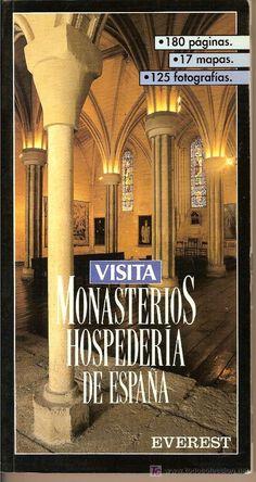 MONASTERIOS HOSPEDERIA DE ESPAÑA.178 PAG.