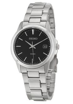 Seiko Bracelet Men's Quartz Watch SGEF51 Seiko. $85.00. Save 58%!