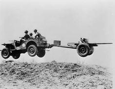Jeeps.
