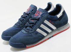adidas Originals SL 80 | Solid Blue / Metallic Silver - EU Kicks: Sneaker Magazine