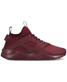 sale retailer 0f3be 48383 Nike Mens Air Huarache Run Ultra SE Casual Sneakers from Finish Line Men -  Finish Line Athletic Shoes - Macys