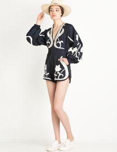 a64914aa8e3f Alice McCall Loving Feeling Playsuit  fashion  pixiemarket Alice Mccall