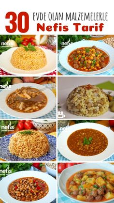 Turkish Recipes, Italian Recipes, Ethnic Recipes, Fish And Meat, Fresh Fruits And Vegetables, Iftar, Chana Masala, Breakfast Recipes, Good Food