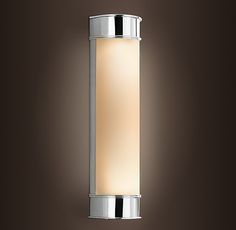 "Bathroom Lighting Kent possini euro midtown 23 1/2"" wide chrome led bath light - style"