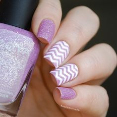 Skinny Zig Zag Nail Guide Tape | Whats Up Nails
