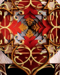 Beautiful Laser Cut Paper Art By Eric Standley Laser Cut Paper - Beautiful laser cut paper art eric standley