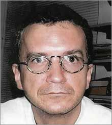 Bernd Juergen Brandes - killed and eaten by someone he met online. He was fully aware that this was going to happen, and wrote in his will that he gave the man permission.