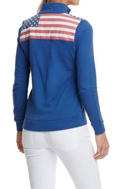 Womens Flag Shep Shirt