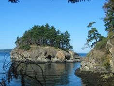 """San Juan islands - not for me but my hubby. He's never been! And they are """"this close"""". DONE - Aug 2014"""