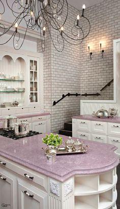 cool provence kitchen decoration