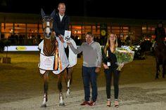Niels Bruynseels triunfa en el CSI 5* Top Sport Flandres Prize en Bélgica.