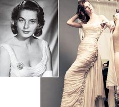Hollygab » Archives » Too Much Fabric - Original  vestido de Fernanda Gattinoni