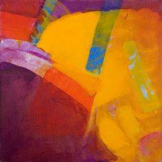 Emily Mason - Purple Moat