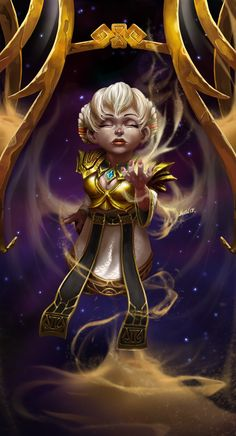 #warcraft #gnome #chromie