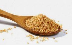 Las propiedades curativas del ajonjolí