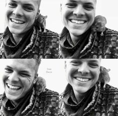 his smile is heartmelting