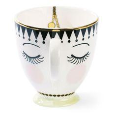 Miss Etoile Kaffebecher mit Augen 14,90€