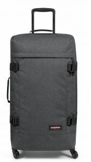 !!!Trans4 L Koffer Eastpak Black Denim Zahlenschloss grau East Pak, Suitcase, Travel Bags, Grey, Bags, Suitcases